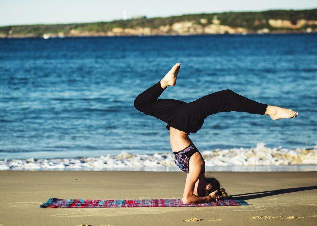 Силовая йога для тех, кто хочет похудеть и растянуться