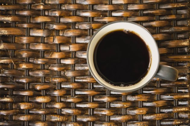 полезные продукты: кофе