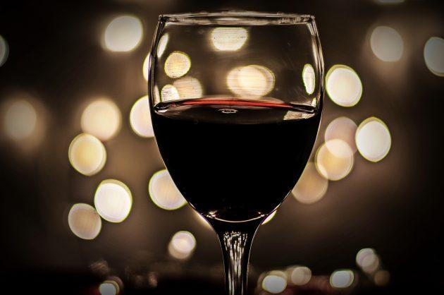 полезные продукты: красное вино