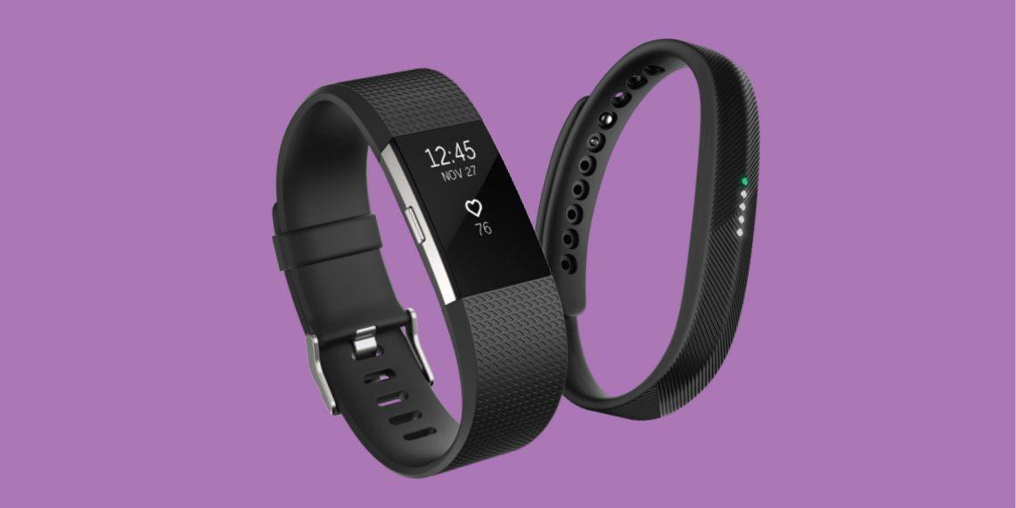 Fitbit представила новые трекеры активности: Flex 2 и Charge 2