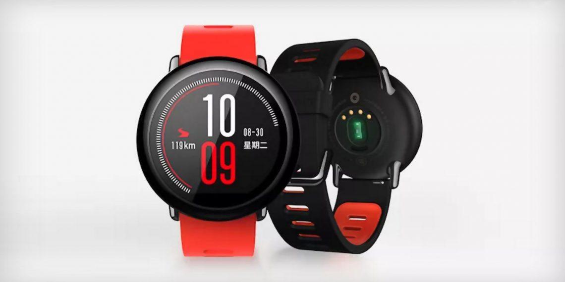Xiaomi выпустила умные часы Huami Amazfit c GPS, которые работают 5 дней без подзарядки
