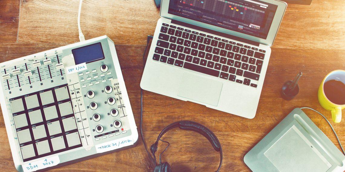 Beatmaker — бесплатный редактор для создания музыки