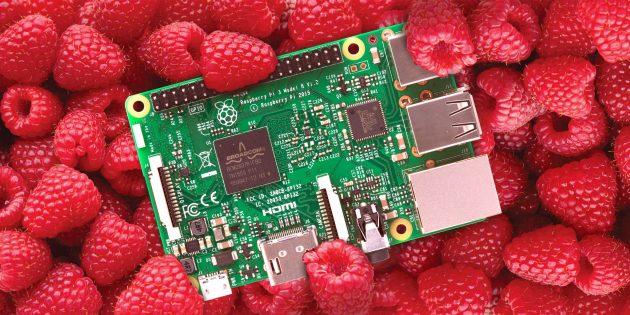Обзор Raspberry Pi 3: ещё большая производительность за 36 долларов