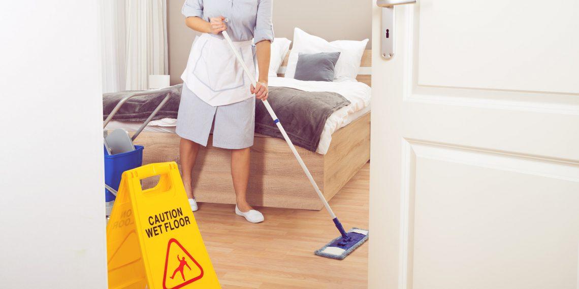 Индустрия гостеприимства: чистота в отелях разного типа «звёздности»