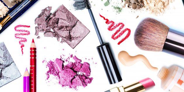 30 неожиданных способов использования косметики