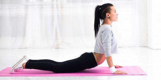 ВИДЕО: Йога для здоровой и гибкой спины