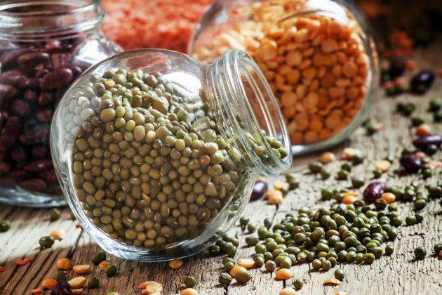 жиросжигающие продукты: чечевица