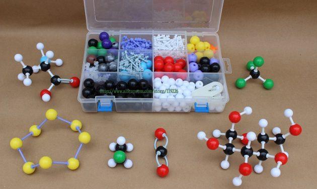 Набор для моделирования молекул