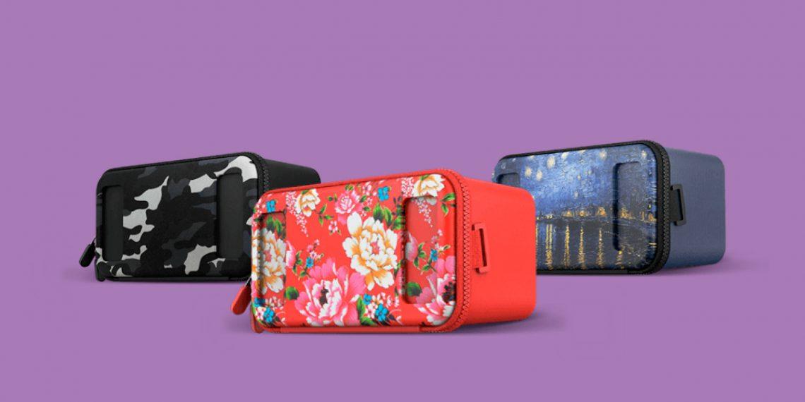Представлен Xiaomi Mi VR — шлем виртуальной реальности за 7 долларов