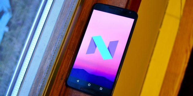Компания Google начала распространение Android 7.0 Nougat
