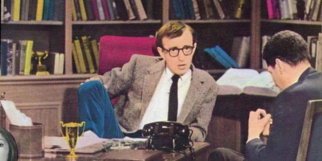 7 безумных комедий раннего Вуди Аллена