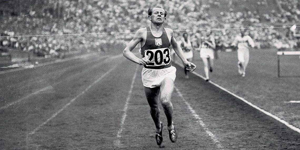 Методы тренировки Эмиля Затопека — звезды лёгкой атлетики времён холодной войны