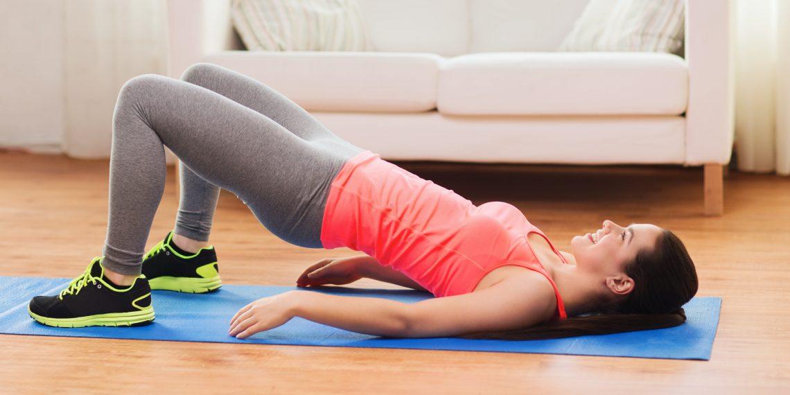 3 упражнения для молодых мам от тренера Джессики Альбы