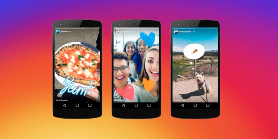 Instagram Stories: как и зачем пользоваться новой функцией