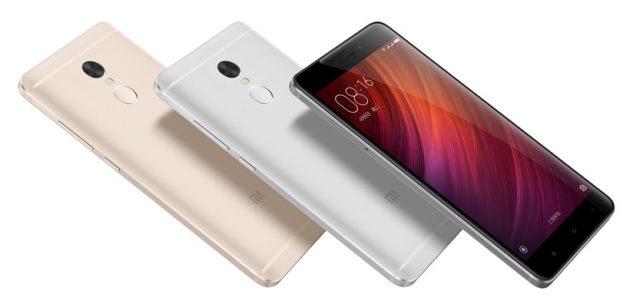 Xiaomi Redmi Note 4: технические характеристики