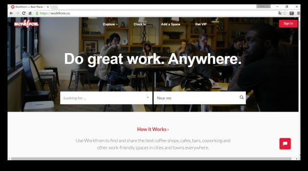 цифровые кочевники: workfrom