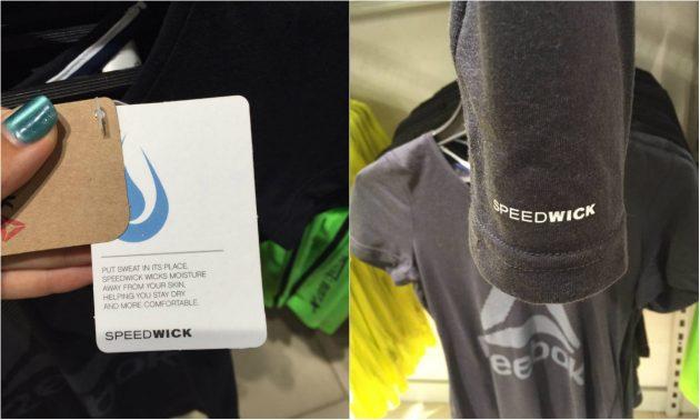 Как выбрать спортивную одежду: вещи, сделанные по технологии Speedwick