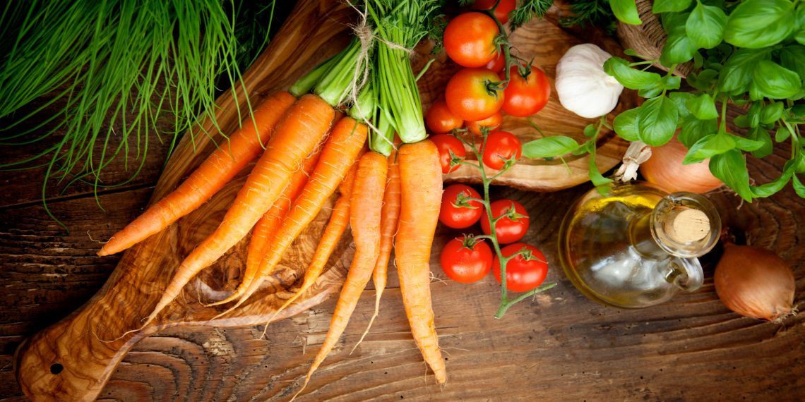 Как выбрать свежие и вкусные овощи