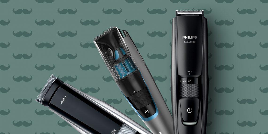 Обзор топовых триммеров Philips: лазерное наведение, встроенный пылесос и другие чудеса