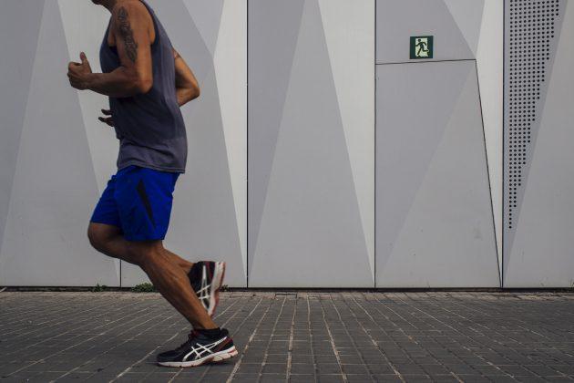 кардиотренировки: бег