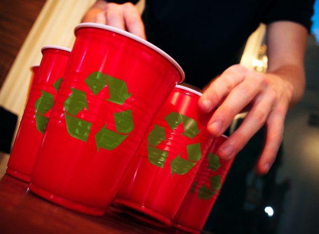 Защита окружающей среды. Рециклинг