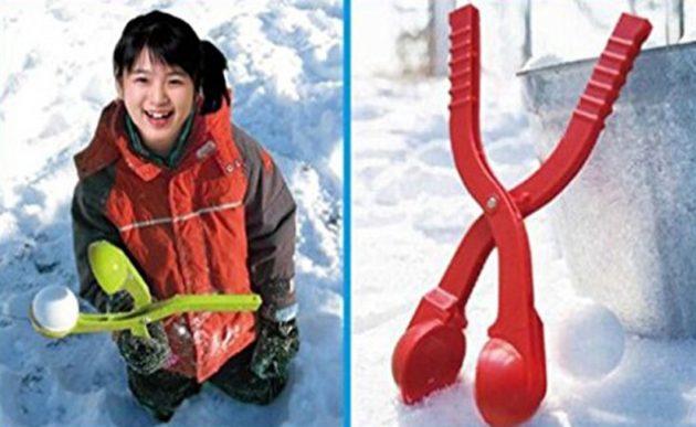 Форма для снежков