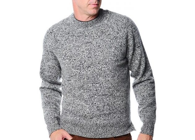 как выбрать свитер: Свитер с вырезом под горло