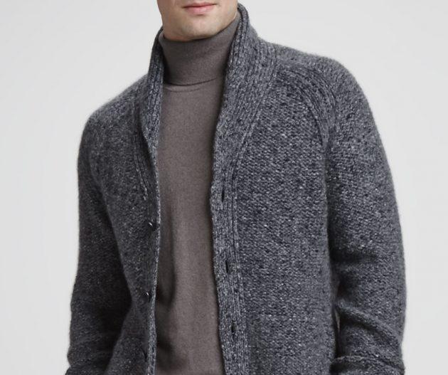 как выбрать свитер: Кардиган