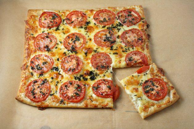 как научиться готовить: пицца