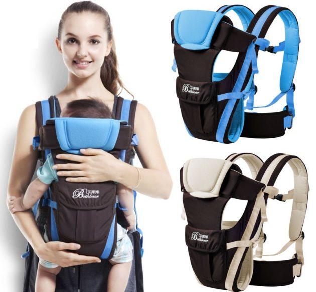 товары для молодых мам Слинг-рюкзак