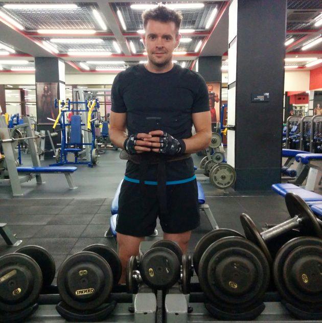 Михаил Фролов, UX-специалист, о спорте