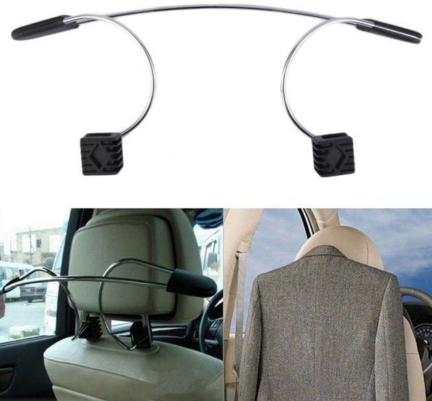Вешалка в авто