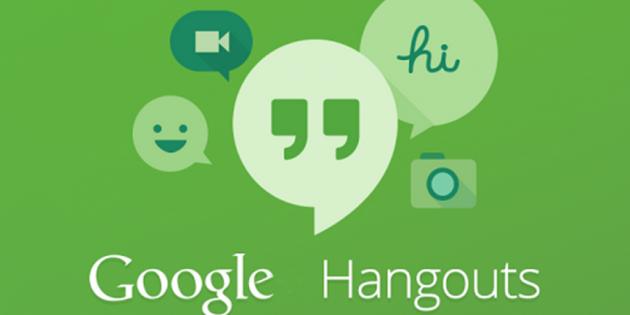 Google Hangouts для Chrome