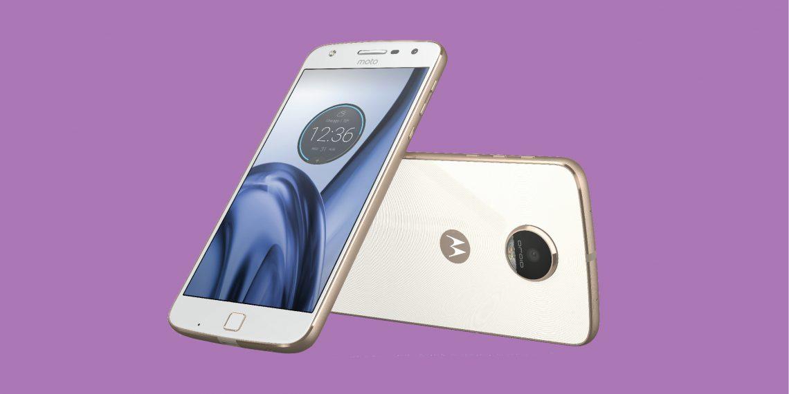Lenovo официально представила модульный смартфон Moto Z Play Droid