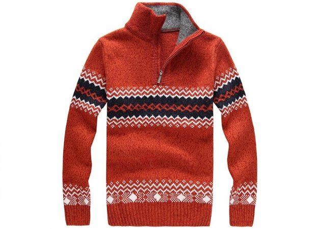 Китайские интернет-магазины: свитер