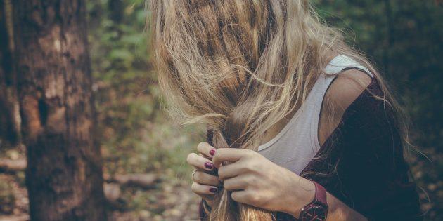 7 простых причёсок на каждый день