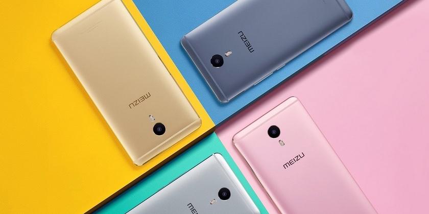 Meizu представила 6-дюймовый планшетофон Max