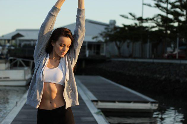 осенняя хандра: йога
