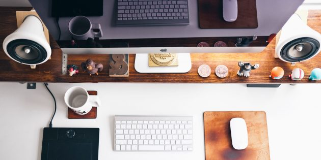 5 способов усовершенствовать своё рабочее место