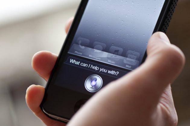машинное обучение: Siri