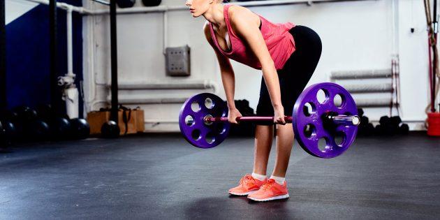 Почему становая тяга — лучшее упражнение для похудения