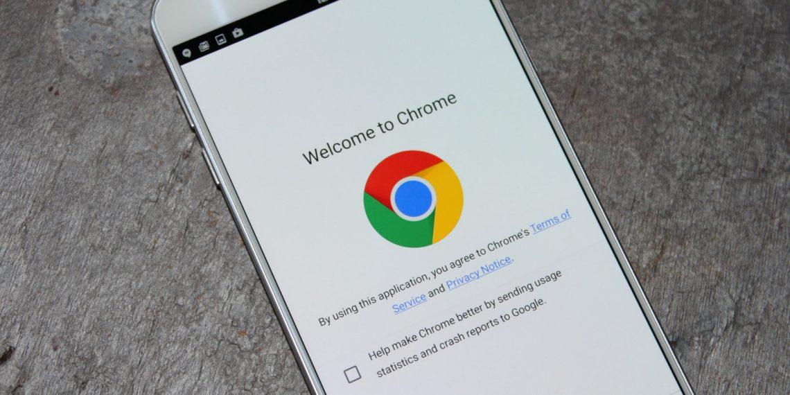 Chrome для Android научился переносить адресную строку вниз