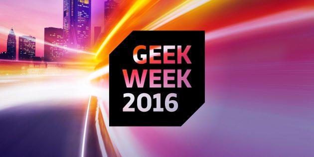 GeekWeek 2016