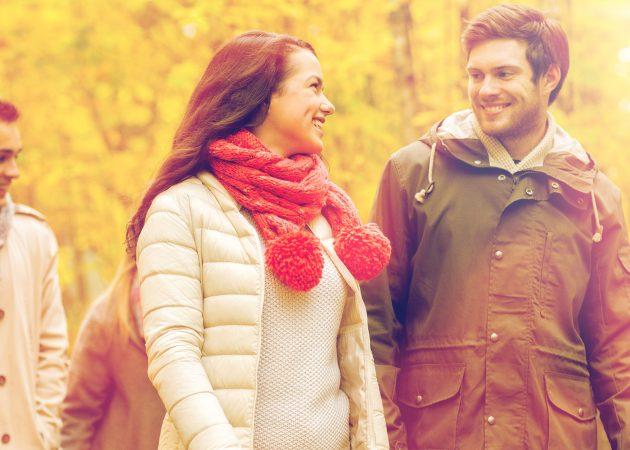 Чем заняться осенью: 5 идей для выходных, отпуска и каникул