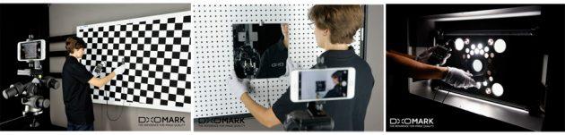 DxOMark тестирует камеру iPhone 7