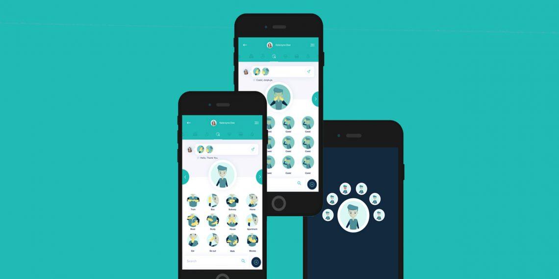 Five App — мессенджер для общения на языке жестов