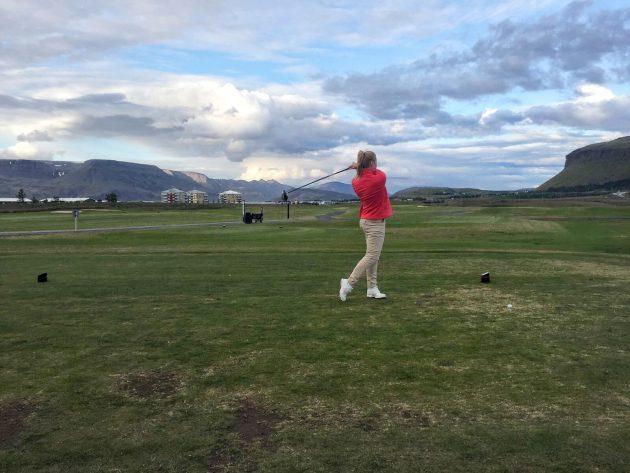 Татьяна Широкова, Dohop: гольф