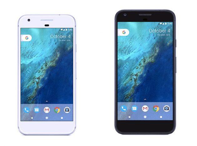 Google Pixel и Pixel XL