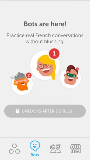 Duolingo: боты