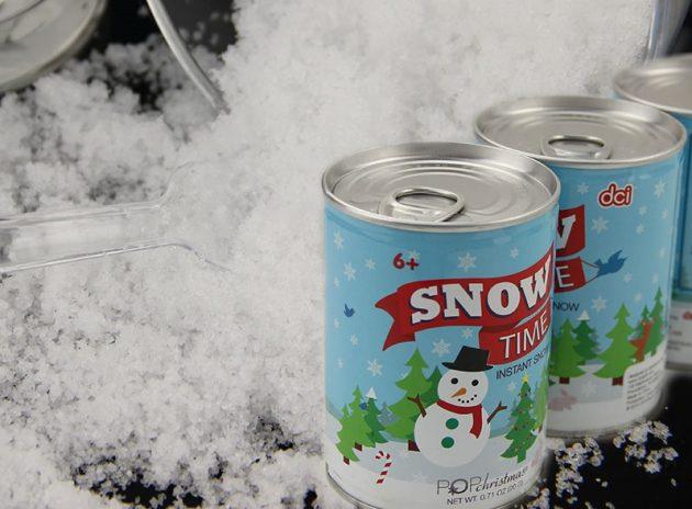 Что купить 11.11 на распродаже AliExpress: растворимый снег